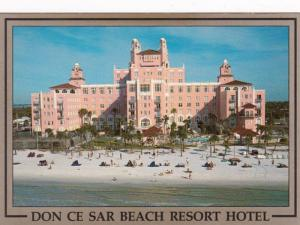 Florida St Petersburg Beach The Don Ce Sar Hotel