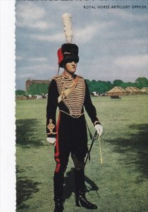 Royal Horse Artillery Officer