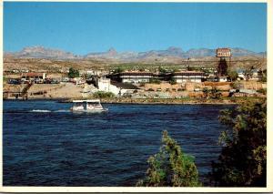 Arizona Bullhead City Ferry Boat On Colorado River