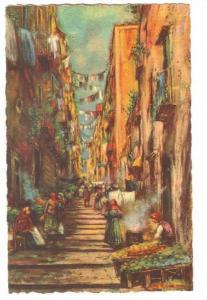 Napoli - Gradoni di Chiaia, 20-40s ITALY
