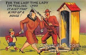 Outhouse 1942