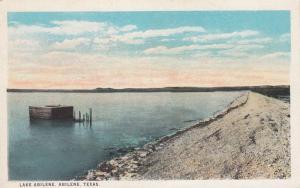 Lake Abilene, Abilene, Texas, 1910-1920s
