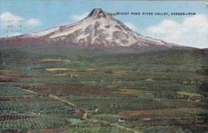 Oregon Mount Hood River Valley 1957