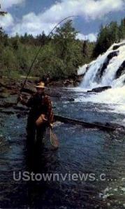 Fishing Ontonagon MI Unused