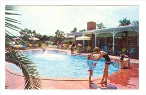 Sheraton-Chateau Charles Motor Inn, Lake Charles, Louisiana, 1940-1960s
