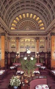 PA - Pittsburgh, Grand Concourse Restaurant Interior