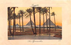 Egypt, Egypte, Africa Les Pyramids  Les Pyramids