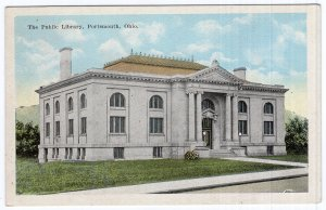 Portsmouth, Ohio, The Public Library