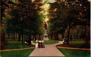 Indiana Indianapolis Scene In University Park