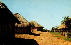 Oklahoma Indian City Caddo Tribal Home