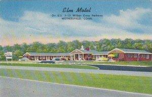 Connecticut Wethersfield Elm Motel