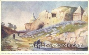 Valley of Jehosaphat JerUSA lem, Israel Unused