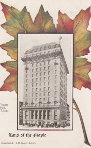 TORONTO , Ontario , Canada , 1907 ; Traders Bank