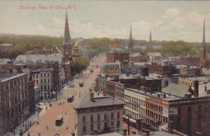Birdseye View Of Utica New York 1909