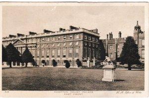Postcard London Hampton Court Palace East Front