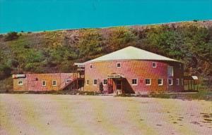 Montana Red Lodge Round Barn Restaurant