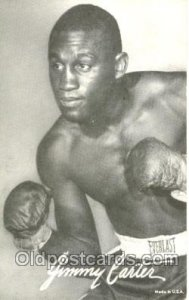 Jimmy Carter Boxing exhibit non Unused