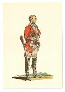Sergeant 17th Light Dragoons