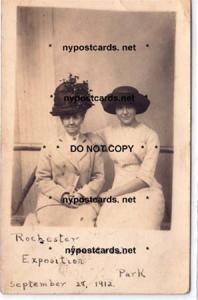 RPPC, Taken Rochester Ind Expo, Sept 1912
