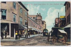 Purchase St, New Bedford MA