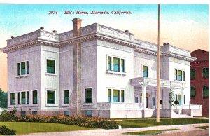 2974 - Elk's Home, Alameda, California
