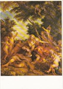 Renuad and Armide by Anton van Dyck Louvre Paris