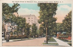 Hotel Lenox at Delaware Avenue - Buffalo NY, New York - WB