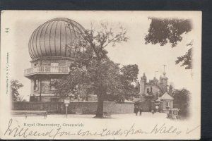 London Postcard - The Royal Observatory, Greenwich     RS19772