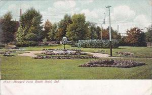 Indiana South Bend Howard Park South Bend 1907