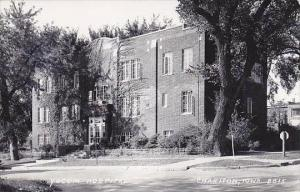 Iowa Chariton Yocum Hospital 1955 Real Photo
