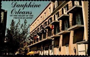 Louisiana New Orleans The Dauphine Orleans Hotel