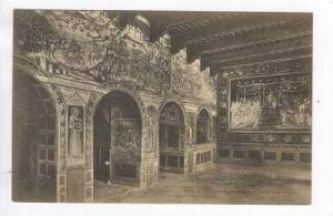 Siena, Italy, 00-10s, Palazzo dolla Repubblica, interior view