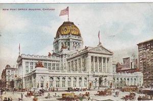 Illinois Chicago Post Office And Federal Building 1909