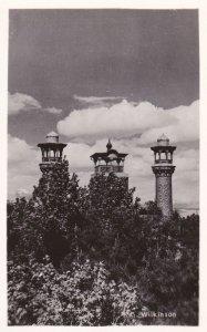 RP: Minarets , IRAN, 1940s ; Persion Gulf Command Postcard
