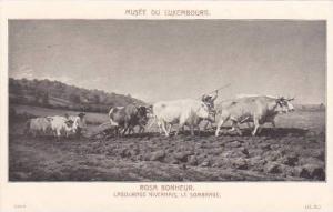 Rosa Bonheur Labourage Nivernais Le Sombrage Musee Du Luxembourg