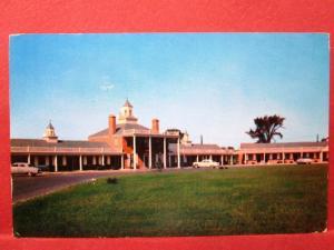 Postcard DE Dover Towne Point Motel