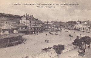 DIJON , France , 00-10s ; Gare Dijon-Ville