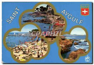 Postcard Modern Saint Aygulf