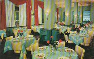New Jersey East Orange Hotel Suburban The Rose Room 1960