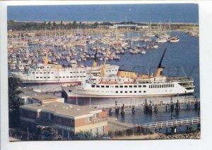 402176 ship Prins Henrik Afrodite OLD RPPC on board sea post