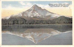 Oregon  Mount Hood, Lost Lake