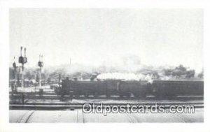 Trains, Railroads Unused