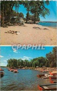 Modern Postcard Seychelles Anse Consolation Proslin