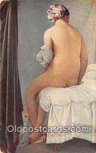 J Ingres Nude Unused
