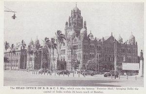 DELHI , India , 00-10s ; Head Office of B.B. & C. I. Rly