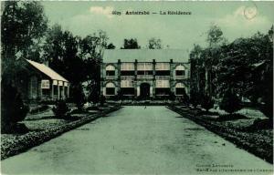 CPA Antsirabe- La Residence MADAGASCAR (830007)