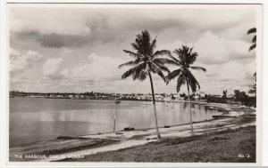 Tanzania; The Harbour, Dar Es Salaam, No 2 RP PPC By D.E.S. Bookshop, Unused