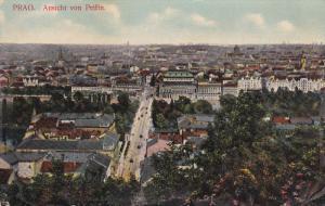PRAG, Czech Republic, 1900-1910's; Ansicht Von Petrin