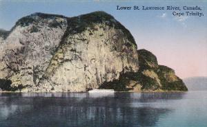 Lower St. Lawrence River, Cape Trinity, Canada, 1900-1910s