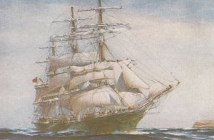 Sailing Vessel , 00-10s : Ship ARISTIDES